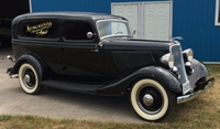 33 Ford Sedan Delivery