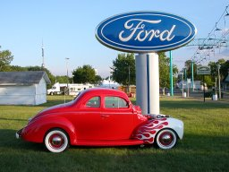 40 & 61 Fords