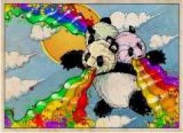 Hot Rod Panda