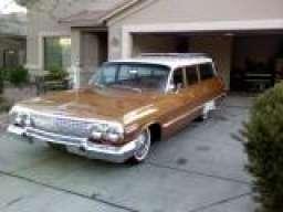 calie wagon