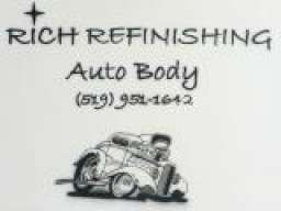 Rich Refinishing