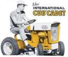 61 Cub Cadet