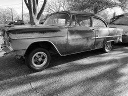 Inline 6 Vintage Aluminum Offenhauser Dual Carb Intake