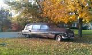 51 flxible hearse