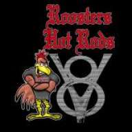 roosters hot rods