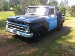 McCauley's 66 Farm Truck