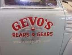 Gevos Rears & Gears