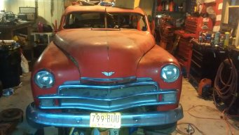 Projects 1950 Plymouth V8 Swap Ideas The H A M B