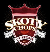 SKOTY CHOPS KUSTOMS