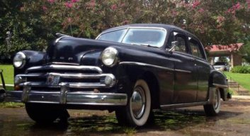 technical seeking advice on engine swap in my 1950 dodge coronet 1950 Dodge Wayfarer Business Coupe joined sep 2 2014