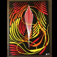 Art inspiration pinstriping dagger or scroll striper brush postmangg publicscrutiny Image collections