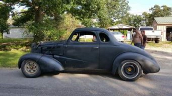 Projects - My first project: 1937 Chevy Coupe | The H A M B
