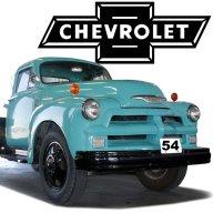 1954 GMC Superb Flatbed Chassis w/ 503 Eng! Make a Rat Rod Car