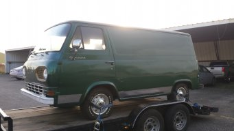 Technical - 1964 Ford Econoline Engine Swap Again ! | The