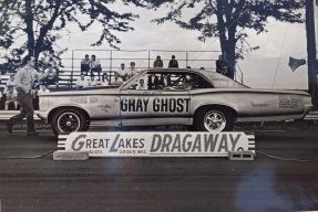 """The Gray Ghost"""