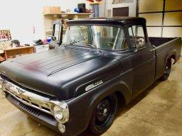 1957 Ford F100 Big Window The H A M B