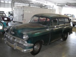 1954 Chevrolet Station Wagon Bel Air Townsman Parts | The