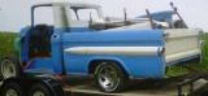 Found a 1959 NAPCO GMC 3/4 ton now what? | The H A M B