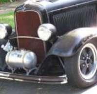 32 Barn Car