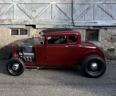Cleveland Coupe