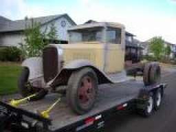 50 Chevy PU