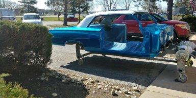 1962 Impala Parts For Sale The H A M B