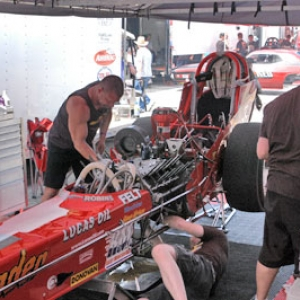 WORLD'S FASTEST FRONT ENGINE DRAGSTER | The H A M B