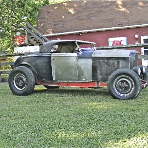 AXLE DOG AND HOTRODS