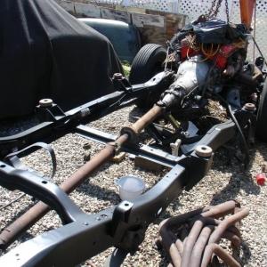 Smoken hot S10 frame swap   The H A M B