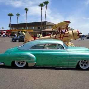 Chandler Airport Car Show