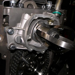 408 cube LS stroker build | The H A M B