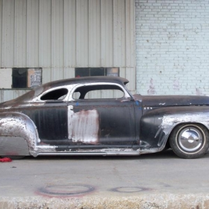 1947 plymouth coupe the h a m b for 1947 plymouth 4 door