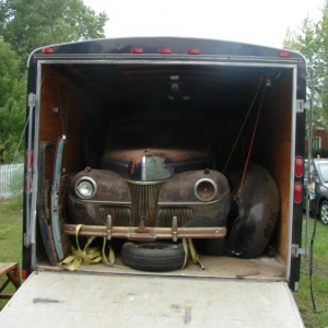 11 1936 ford 2 door slant back sedan the h a m b for 1936 ford 2 door slant back