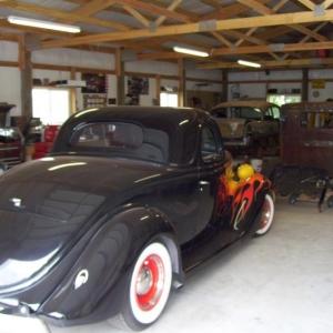 1936 ford the h a m b. Black Bedroom Furniture Sets. Home Design Ideas