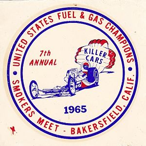 US Fuel & Gas Championships 1965