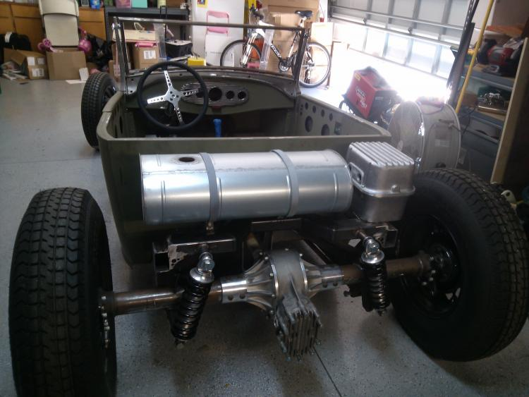 0327131637 O Brien Truckers Battery Box Hot Rod Garage Oval Tank Winters V8 Quickchange Er