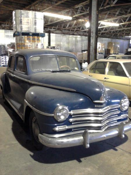 1947 4 door plymouth the h a m b for 1947 plymouth 4 door