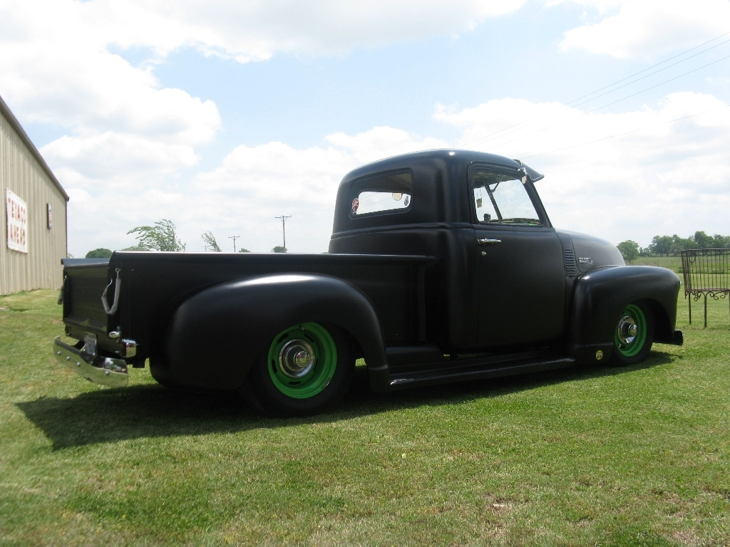 Features - Just a Ratty Ole 50 Chevy PU / VIDEO UPDATE | The H.A.M.B.