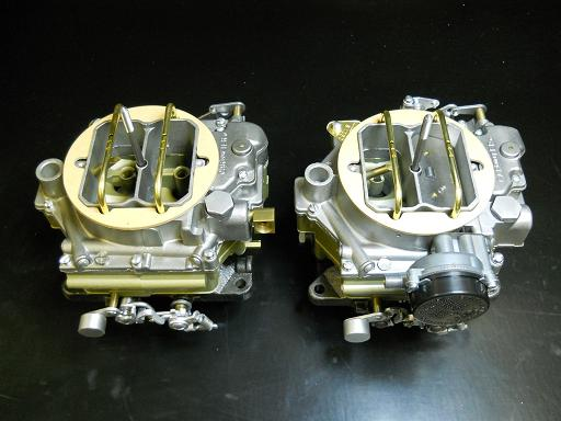 Yellow dichromate carburetor refinishing services? | The H A M B