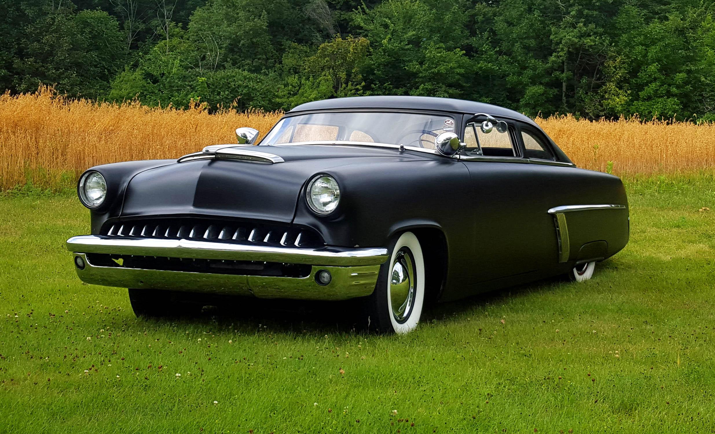 1952 Mercury Custom The H A M B