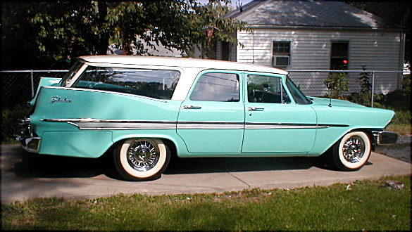 Suburban Chrysler Ann Arbor >> History - Station Wagon Living!   The H.A.M.B.