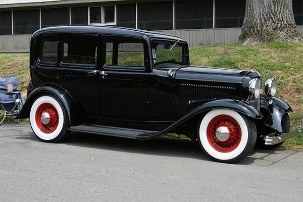 History 85th anniversary of the deuce 1932 2017 page for 1932 ford 4 door