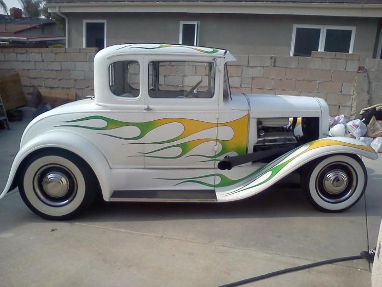 1930 Ford Coupe Price Drop 20 500 The H A M B