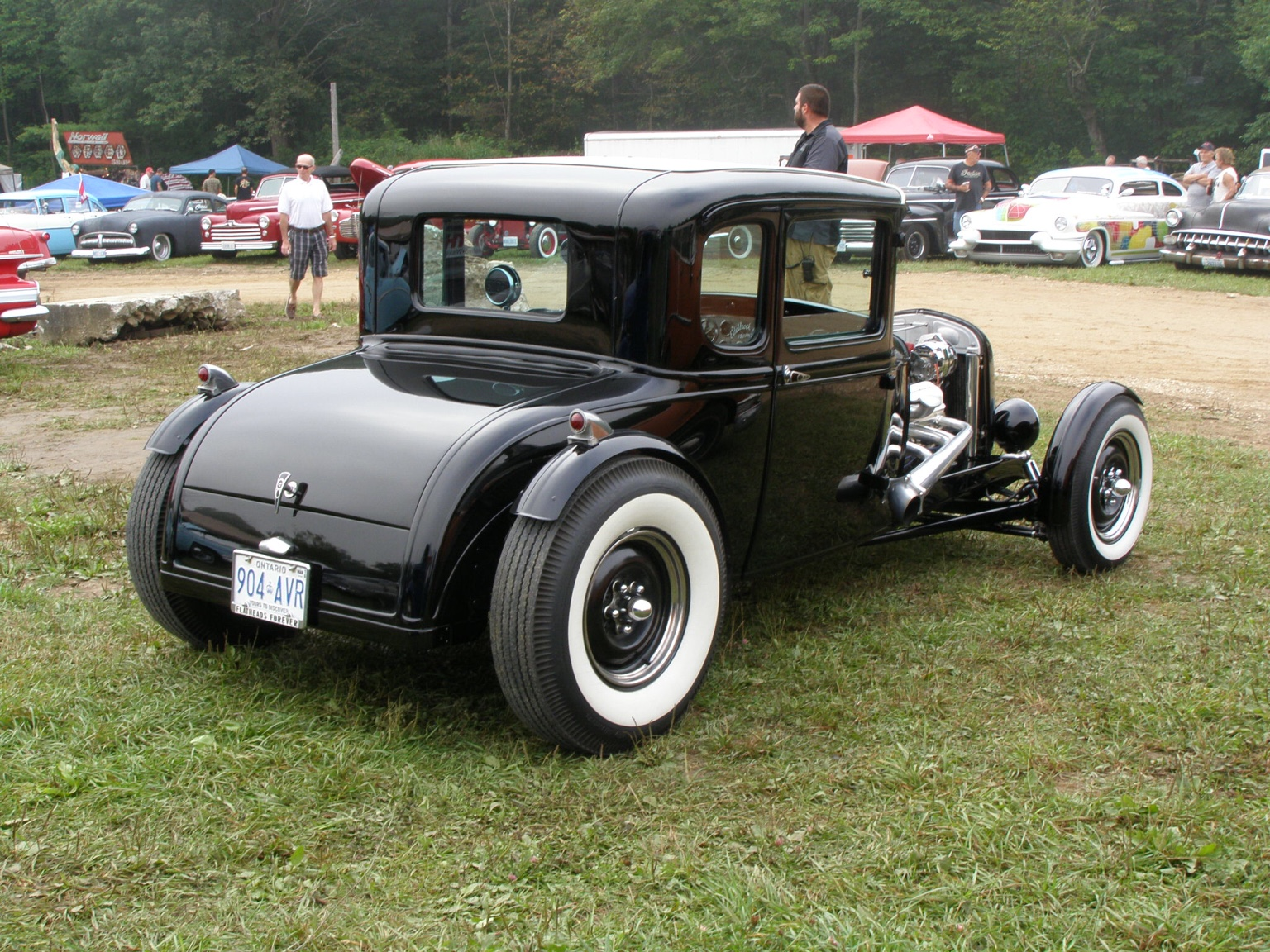 Hot Rods Ford Model A Coupes How Good Are They The H A M B