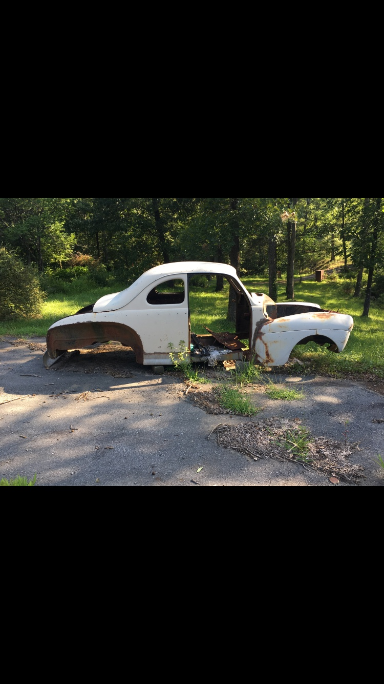 1941 Ford coupe value | The H A M B