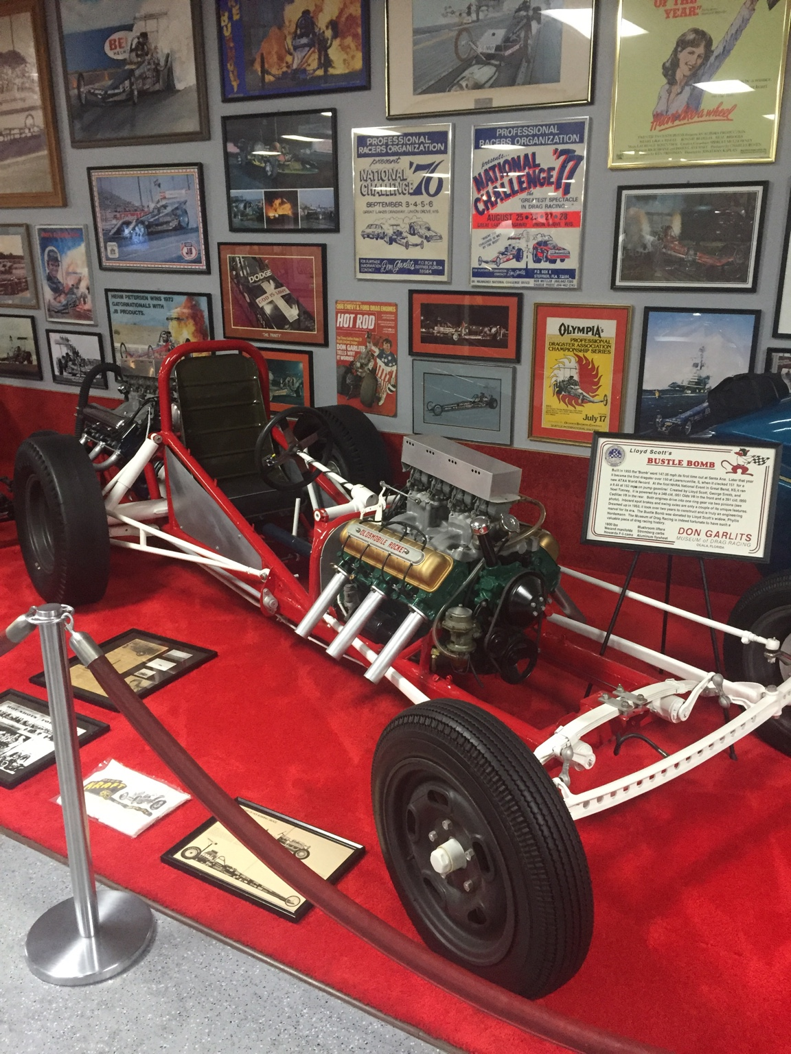Event Coverage I Visited The Don Garlits Museum Today The HAMB - Don garlits museum car show