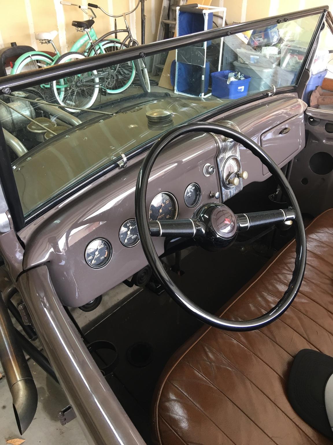 30 AV8 Roadster | The H.A.M.B.