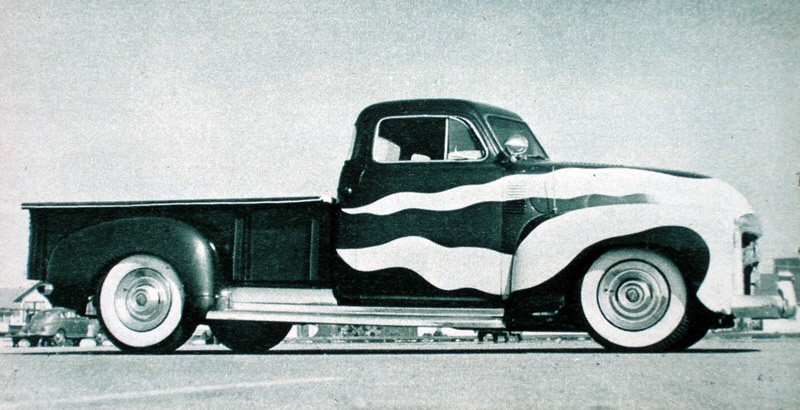 1950 chevy 3100 v8 conversion questions | The H.A.M.B.