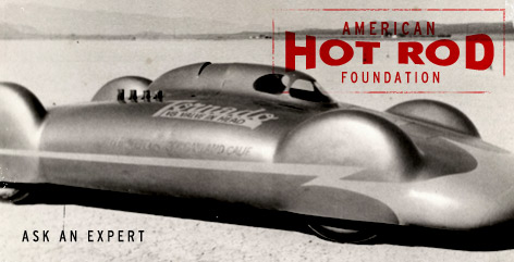The American Hot Rod Foundation