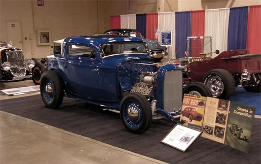 Rudy's 1932 Ford Coupe